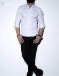 Мужские рубашки длинный рукав 01-53-401
