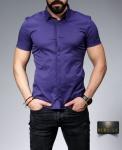 Мужские рубашки короткий рукав 55-07-421