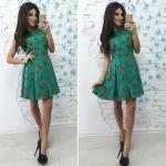 Модные женские платья М456