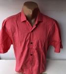 Мужские рубашки короткий рукав - батал Б2095