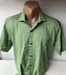 Мужские рубашки короткий рукав - батал Б2519
