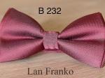 Классическая жаккардовая бабочка B-232