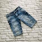 Мужские джинсовые шорты