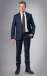 Мужской костюм A-107