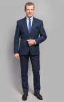Мужской костюм A-801