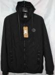 Мужская осенняя куртка Батал 19113D-1