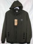 Мужская осенняя куртка Батал 19113D-3