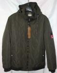 Мужская осенняя куртка Батал EM20537D-1