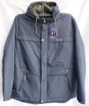 Мужская весенняя куртка Батал 1355-1