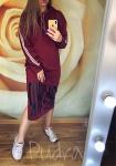 Женские спортивные платья LS-2017-4