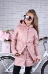 Детские демисезонные куртки р.134-164 5554-2