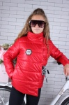 Детские демисезонные куртки р.134-164 45429-1