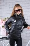 Детские демисезонные куртки р.134-164 45429-3