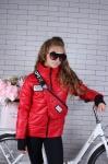 Детские демисезонные куртки р.134-164 45421-3