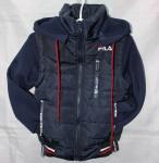 Детские демисезонные куртки трансформер 2-6 лет 0409-1