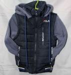 Детские демисезонные куртки трансформер 2-6 лет 0409-2