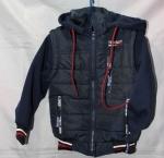 Детские демисезонные куртки трансформер 2-6 лет 0409-3