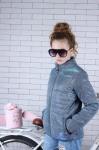 Детские демисезонные куртки р.134-164 45468-2