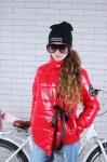 Детские демисезонные куртки р.134-164 2217-1