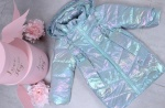 Детские демисезонные куртки р. 80-104 OS9977-2