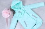 Детские демисезонные куртки р.104-134 45462-1