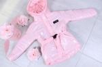 Детские демисезонные куртки р. 104-128 45460-3