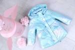 Детские демисезонные куртки р.80-104 M278-3