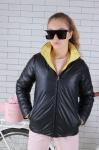 Детские демисезонные двухсторонние куртки р.134-164 45447-4