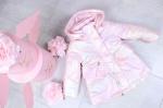 Детские демисезонные куртки р.80-104 M278-1