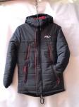 Зимняя детская куртка 5-10 лет T1520-3