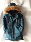 Зимняя детская куртка Юниор р.36-44 S1511-3