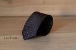 Узкий галстук жаккард 1745-2
