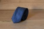 Узкий галстук жаккард 1755-2