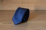 Узкий галстук жаккард 1755-4