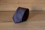 Узкий галстук жаккард 1801-2