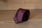 Узкий галстук жаккард 1745-3