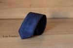 Узкий галстук жаккард 1801-5