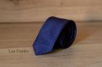 Узкий галстук жаккард 1745-6