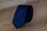 Узкий галстук жаккард 0820-3