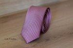 Узкий галстук жаккард 0820-8