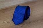 Узкий галстук жаккард 0830-1