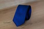 Узкий галстук жаккард 0830-2