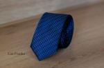 Узкий галстук жаккард 0830-3
