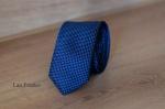 Узкий галстук жаккард 0840-1