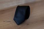 Узкий галстук жаккард 0840-4