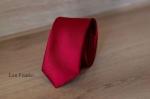 Узкий галстук жаккард 0840-9