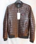 Мужская куртка кожзам 804-1