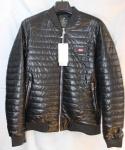 Мужская куртка кожзам 804-4