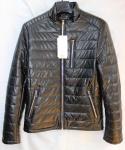 Мужская куртка кожзам 801-1