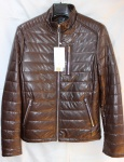 Мужская куртка кожзам 801-3
